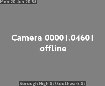 Webcam London Bridge
