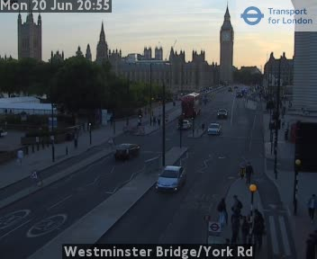 Webcam Londra