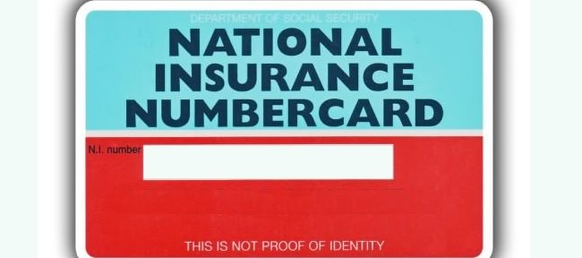 NIN: National Insurance Number