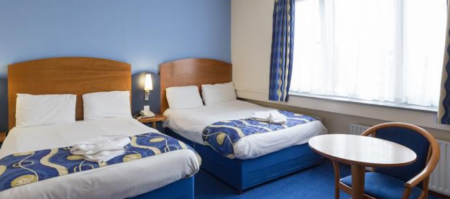 Quality Hotel Wembley - Hotel 3 stelle per famiglie con Bambini a Londra