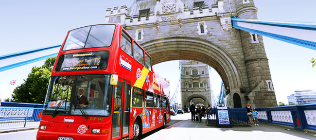 Tour di Londra in Bus