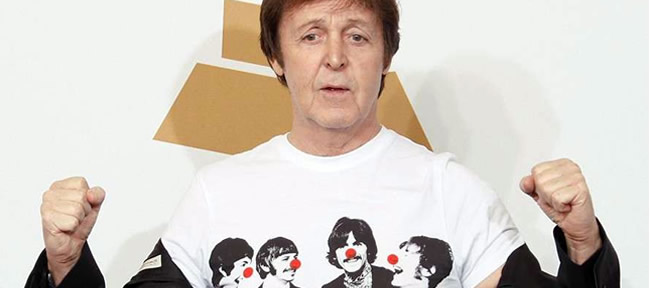 Paul Mc Cartney, ex Beatles