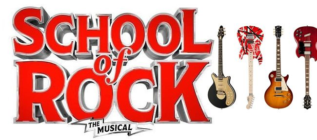 School of Rock Musical Londra