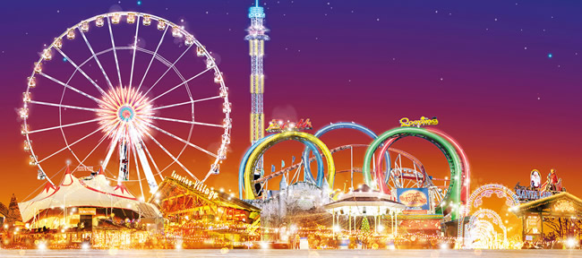 Mercatino di Natale Hyde Park: Winter Wonderland e i Mercatini di Angels Christmas 2019 - 2020